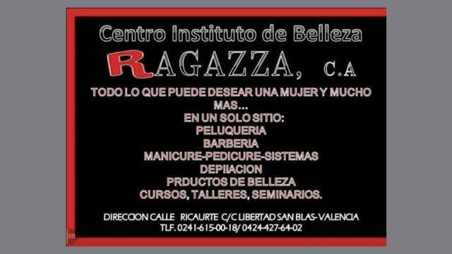 Centro Instituto De Belleza Ragazza