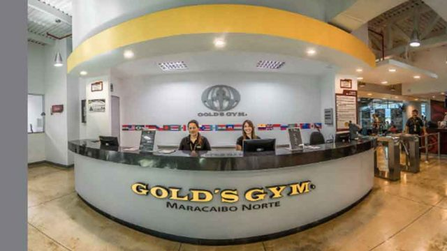 Gold's Gym Maracaibo Norte