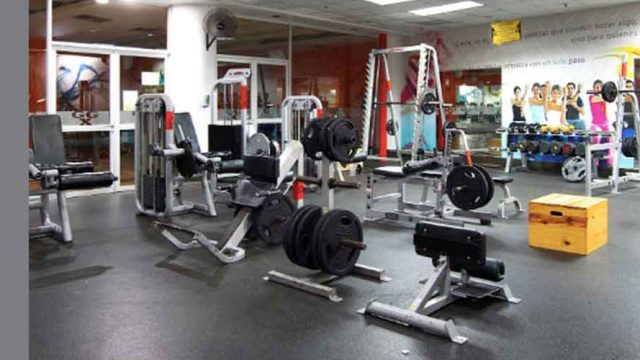 Gold´s Gym El Recreo