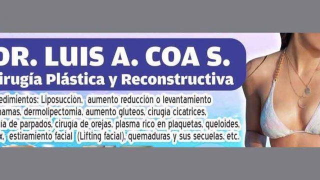 Dr. Luis Coa